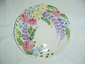 Tabletops Gallery Jardine Salad/lunch Plates