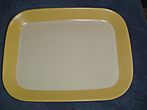 Dansk Maize Rectangle Turkey Serving Platter