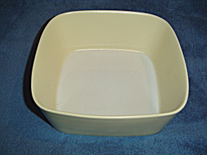 Dansk Maize Square Serving Bowls