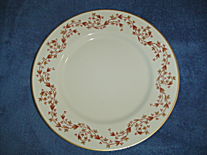 Vintage Antique Franciscan Ridgewood Dinner Plates
