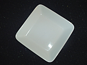 Pampered Chef Simple Additions Square Salad Plates