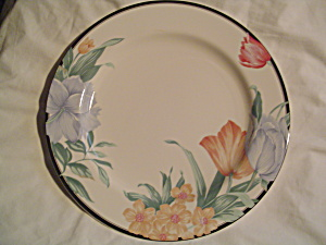Mikasa Maxima Tapestry Garden Round Chop Plate