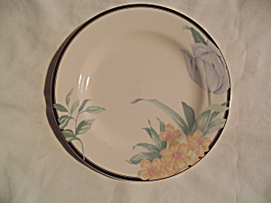 Mikasa Maxima Tapestry Garden Bread And Butter Plates
