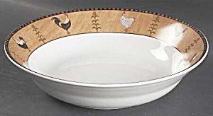 Sakura Country Quartet Soup/Cereal Bowls  (Image1)