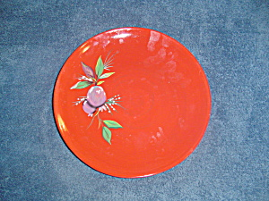 Tracy Porter Jolly Ol' Snowy Have a Jolly Holiday Salad Plates (Image1)