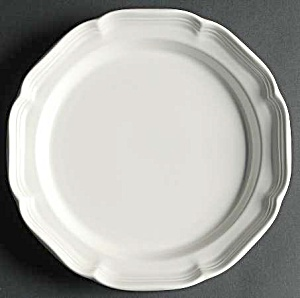 Mikasa French Countryside Chop Plates/round Platters Brand New