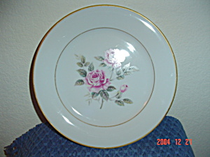 Noritake Lindrose Bread And Butter Plates
