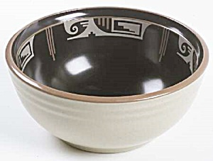 Noritake Desert Fire Serving/Vegetable Bowl (Image1)