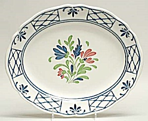 Johnson Bros Provincial Oval Platter