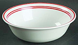Corelle Classic Cafe Red Soup/cereal Bowl