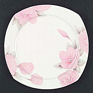 Nikko Virginia Rose Dinner Plates (Image1)