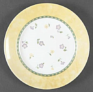 Corelle Classical Garden Lunch Plates