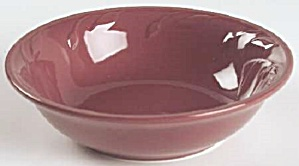 Signature Beaujolais Burgundy Cereal Bowl