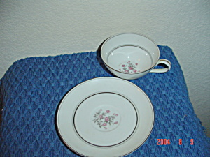 Noritake Stanton Saucers Only