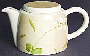Crate & Barrel Orchid Tea Pot (Image1)