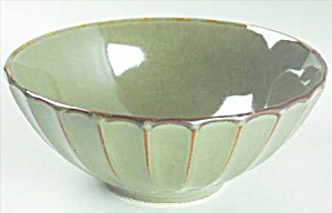 Sango Society Avocado Soup/cereal Bowls
