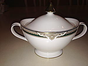 Royal Doulton Forsyth Covered Sugar Bowl