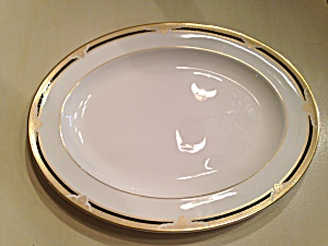 Royal Doulton Forsyth Oval Platter 13 In.