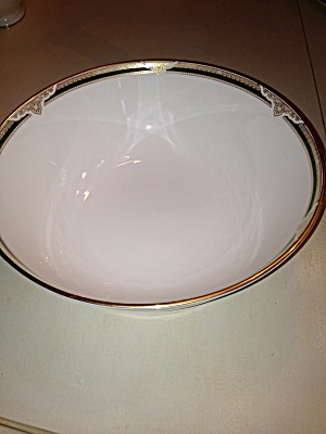 Royal Doulton Forsyth 10 In. Round Salad Serving Bowls