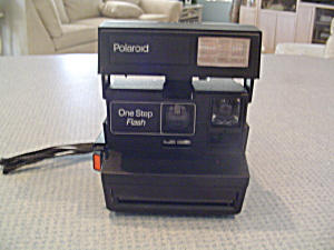Vintage Polaroid One Step Instant Camera