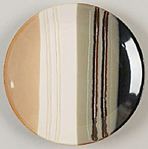 Home Trends Jazz Dinner Plates