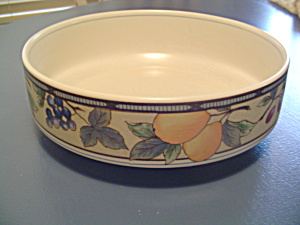 Mikasa Garden Harvest Serving Bowl