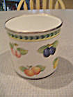 Villeroy & Boch Garden Fleurence Metal Canister Small No Cover
