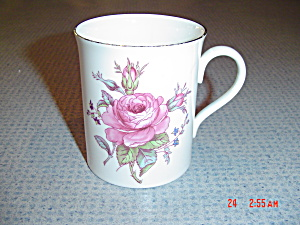 Spode Rose Bone China Mug (Image1)