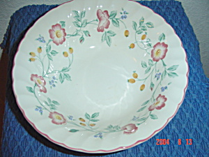 Churchill Briar Rose Serving Bowls