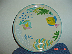 Mikasa Studio Nova Barrier Reef Dinner Plates