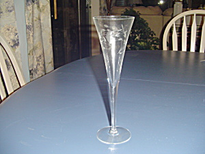 Princess House Heritage Champagne Flutes