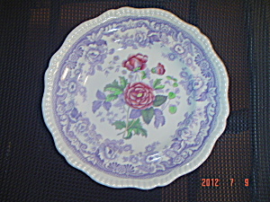 Spode-Copeland Mayflower Chop Plate/Round Platter (Image1)