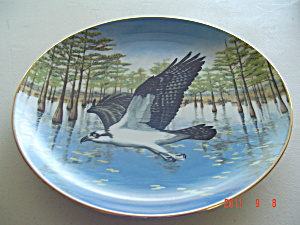 Hamilton Commanding Marsh Majesty Of Flight Collector Plate