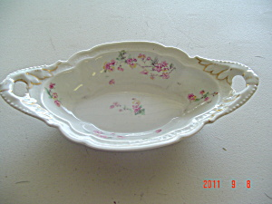 Vintage Royal Handled Relish Dish