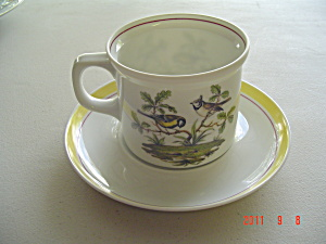 Royal Bayreuth Birds Cup/Saucer Set (Image1)
