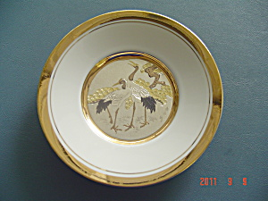 Hamilton New Year's Day Collector Plate/saucer