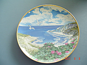 Hamilton Sea To Shining Sea Rabbit Cape Cod Collector Plate