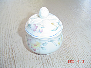 Villeroy & Boch Riviera Covered Sugar Bowl