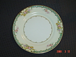 Click here to enlarge image and see more about item 8000: Noritake M Estelle Salad Plates
