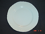 Click here to enlarge image and see more about item 1148: Hutschenreuther Lorenz Bread and Butter Plates
