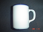 Dansk Concerto Allegro Blue Tall Mugs - Sri Lanka