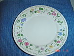 Click here to enlarge image and see more about item 1164: Farberware English Garden 225 Salad Plates
