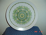 Click here to enlarge image and see more about item 8004: Noritake Progression Palos Verde Dinner Plates