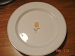 Click here to enlarge image and see more about item 8969: Dansk La Tulipe Dinner Platse - Made in Japan