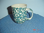 Tienshan Green Sponge North Country Mugs