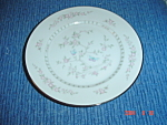 Click here to enlarge image and see more about item 1544: Lenox Tea Garden Salad Plate