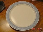 International China Co. Blue Passages Dinner Plates