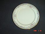 Click here to enlarge image and see more about item 1645: Lenox Southern Vista Dinner Plates