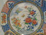 Click here to enlarge image and see more about item 16578: Globus Imari Court Dinner Plates