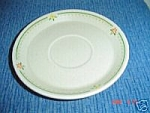 Click here to enlarge image and see more about item 1773: Lenox Temperware Countryside Saucers